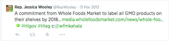 Whole Foods, an affordable market that local people can really shop at.