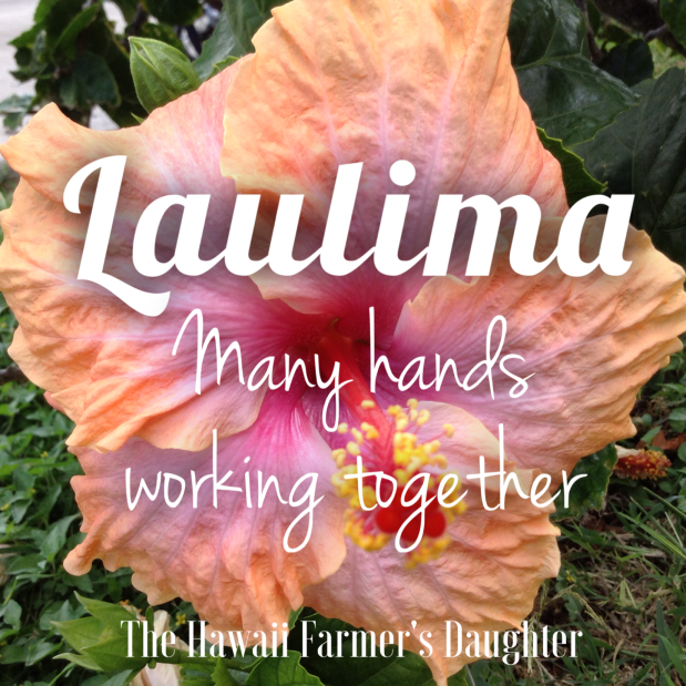 Laulima: Restoring Our Roots