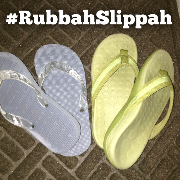 It's Time for the Rubbah Slippah Folks to Rise Up!